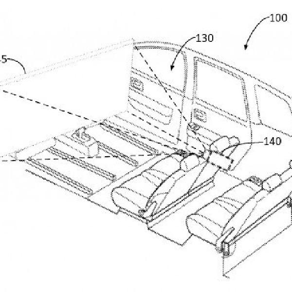 Ford Patenkan Sistem Hiburan Otonom, Tarik Bioskop Masuk mobil