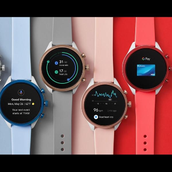 Fossil Sport Smartwatch dengan Chip Qualcomm 3100 Terbaru Lebih Eye Catching dan Canggih