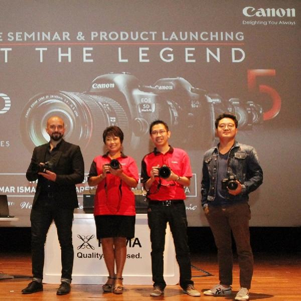 Makin Canggih, Ini Generasi Terbaru Sang Legenda EOS 5D