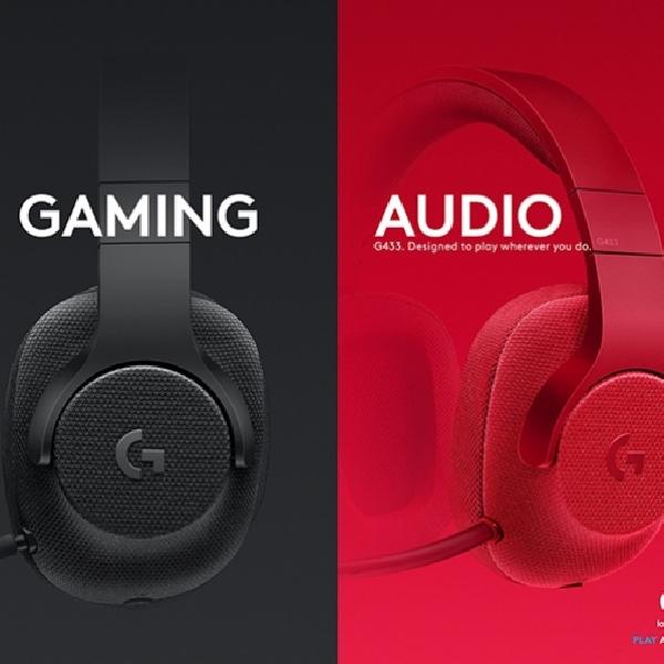 Logitech Luncurkan Duo Headset Gaming Tangguh, Ini Kemampuannya
