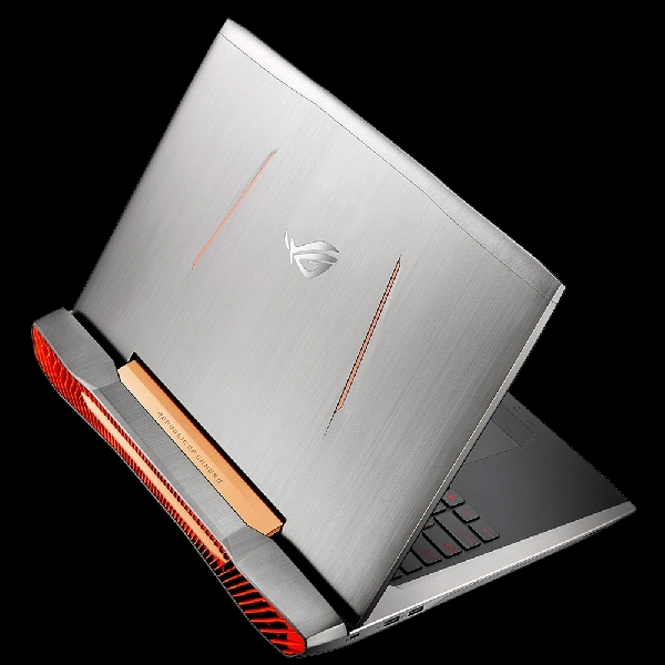 Dua Solusi Pendingin Super Notebook Gaming ASUS ROGG752