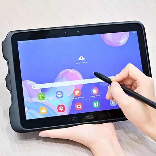 Tablet Tangguh Terbaru Samsung Dirancang Lebih Tahan Lama