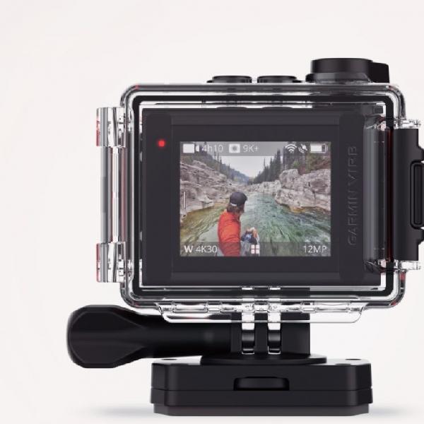 Usung Voice Control Dan Video 4K, Ini Action Cam Perdana Garmin