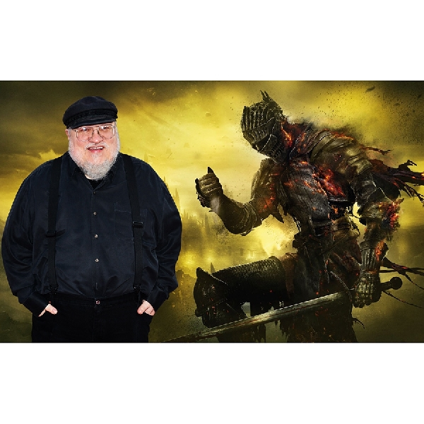 Usai Game of Thrones George RR Martin Luncurkan Game Fantasy RPG