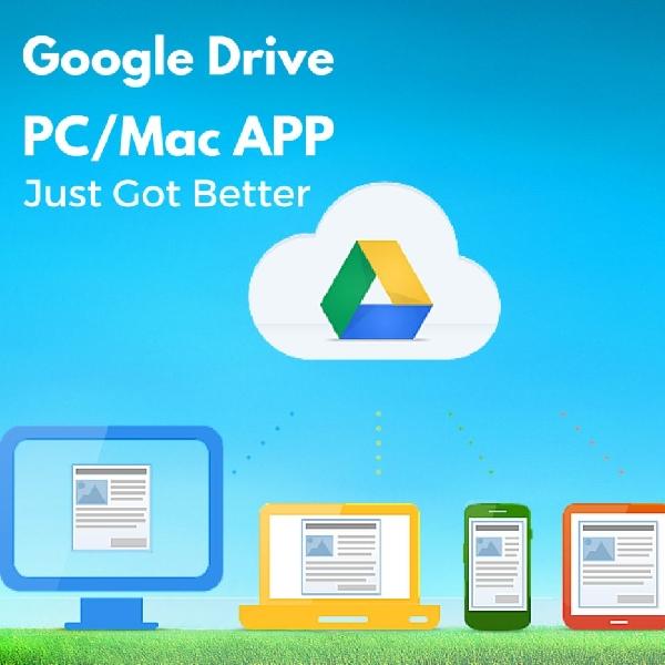 Google Drive Segera Mampu Backup Seluruh Data Dalam Komputer
