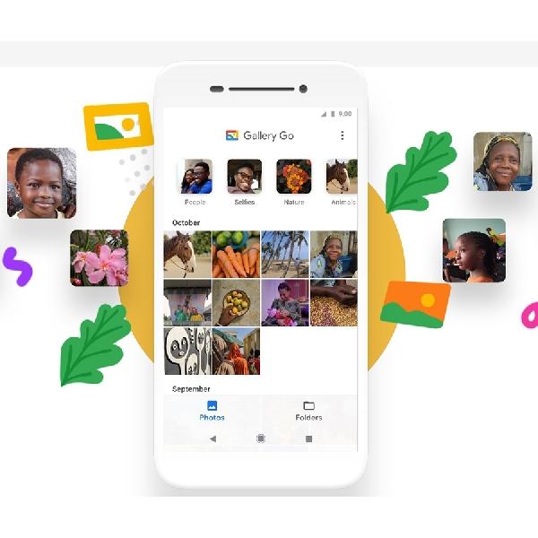 Google Luncurkan Gallery Go, Versi Lite dari Google Photos