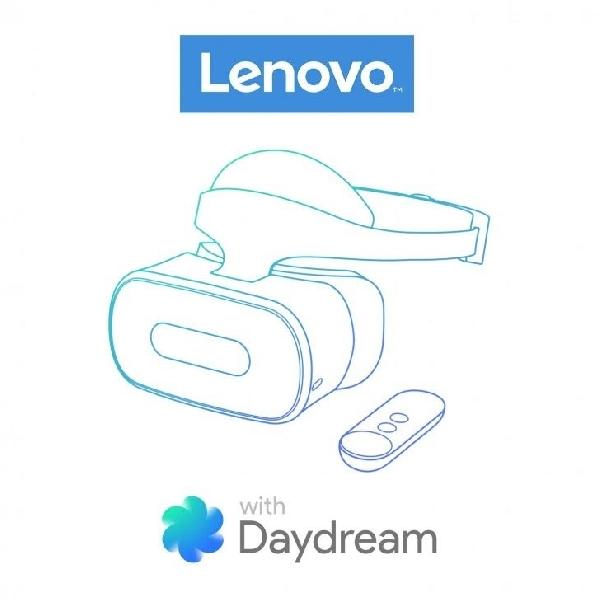 Google, Lenovo dan HTC Kembangkan Headset VR Daydream