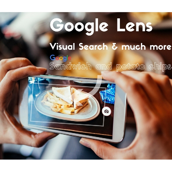 Google Tingkatkan Lens Secara Signifikan