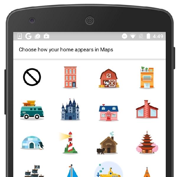 Hadirkan Stiker, Google Maps Bantu Pengguna Temukan Lokasi Tempat Favorit