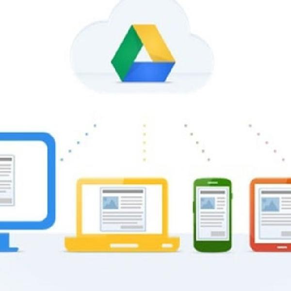 Google Drive Terima Update, Lebih Cepat Mencari File