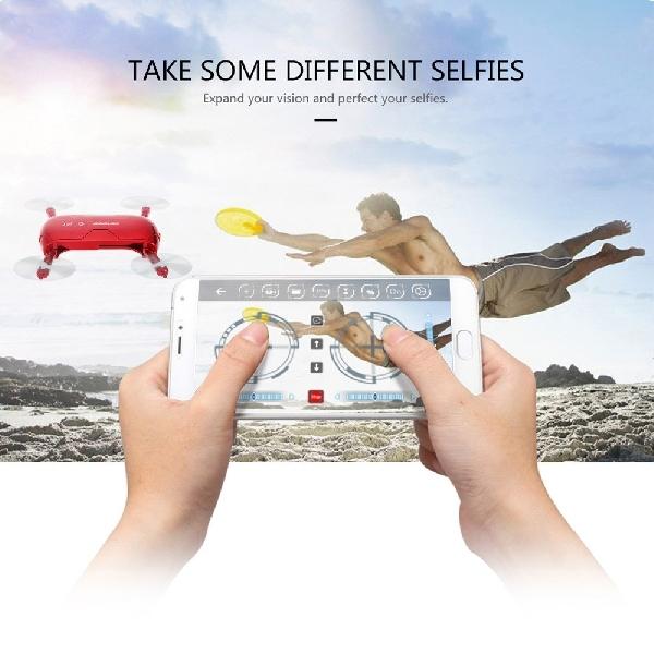GoolRC T37, Drone Selfie Alternative Budget