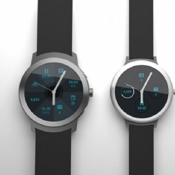 Bocor, Ini Rupa Dua Smartwatch Garapan Google