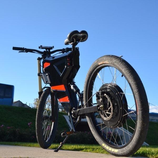 Bersepeda Sejauh, Seberat Apapun Medannya, Grunner X Siap Digowes