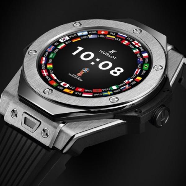 Hublot Luncurkan Smartwatch Pertama yang Gunakan Wear OS