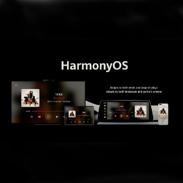 HarmonyOS Huawei Siap Saingin Android dan iOS Tahun Depan