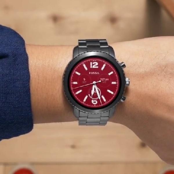Google Pay, Pengukur Detak Jantung dan GPS di Smartwatch Terbaru Dari Fossil.