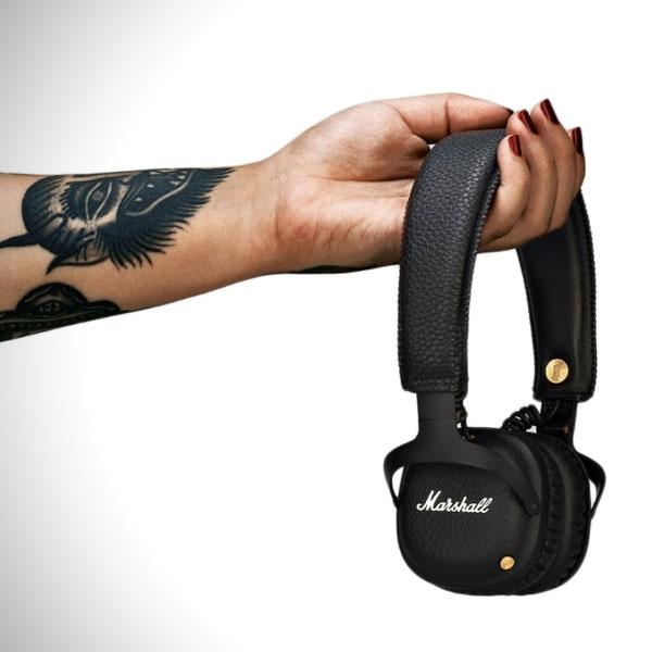 Headphone Wireless Marshall Ini Bisa Digeber 30 Jam Non-stop
