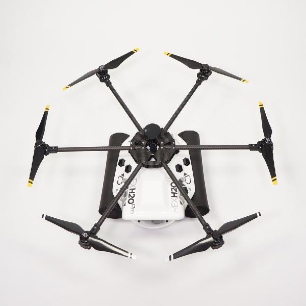 Drone Ini Tetap Stabil Saat Hujan Dan Bisa Mendarat Di Air