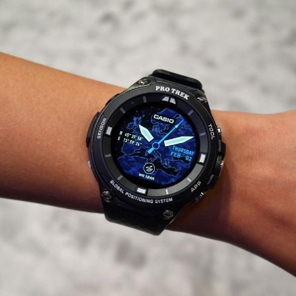 Cuma 500 Unit, Smartwatch Terbaru Casio Ini Punya Layar Dual-Mode