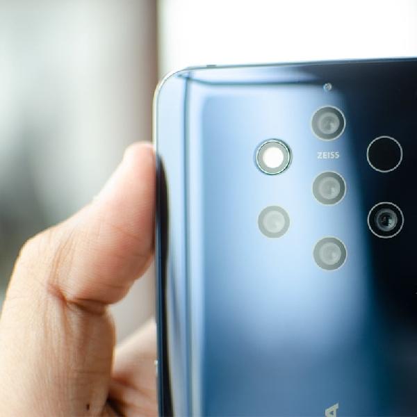 Nokia 9 PureView, Edisi Terbatas Memiliki 5 Kamera Belakang Untuk Fotografi