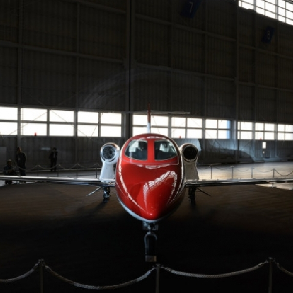 HondaJet, Pesawat Jet Mini Tujuh Penumpang, Lepas Landas Akhir Tahun