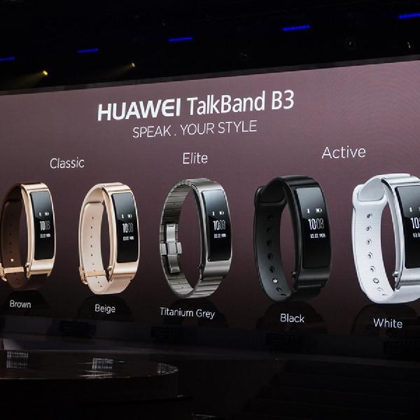 Terungkap, Begini Wajah Gelang Pintar Terbaru Huawei