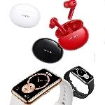 Huawei Rilis FreeBuds 4i dan Watch Fit Elegant Edition, Simak Spesifikasinya!