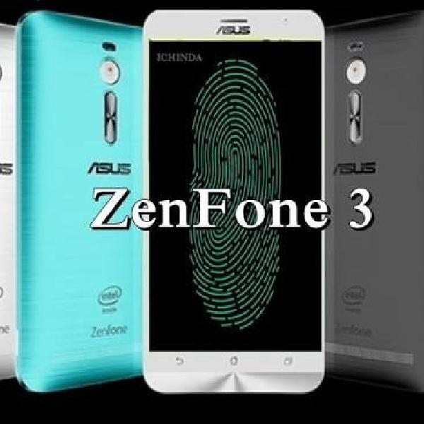 Asus ZenFone 3 Siap Gunakan Sensor Pemindai Sidik Jari