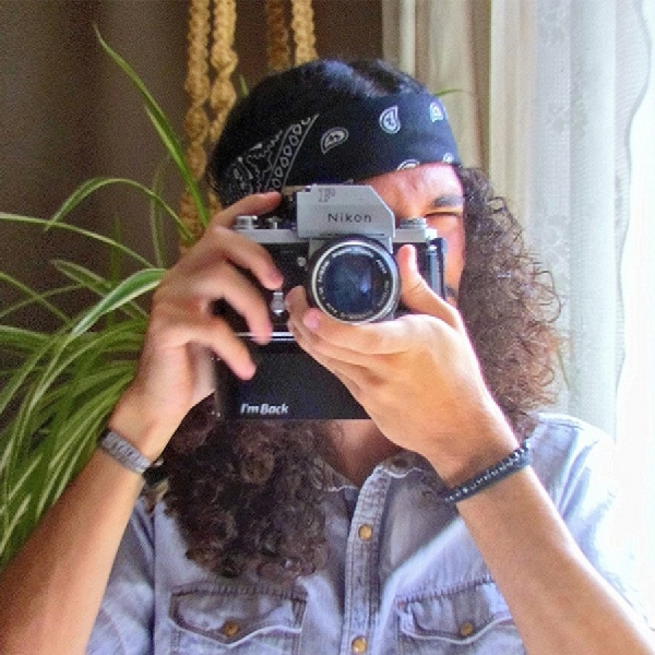 Im Back 35 Nyawa Baru Kamera SLR Analog