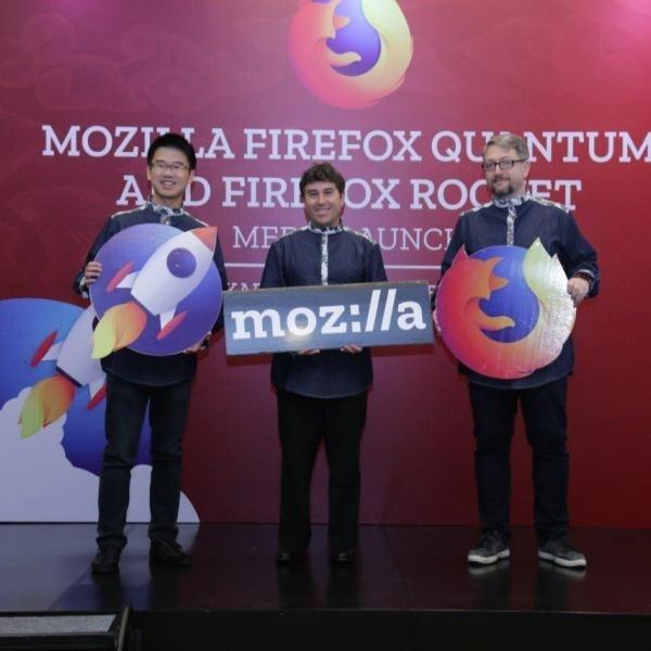 Lebih Ringan dan Gesit, Mozilla Luncurkan Browser Generasi Terbaru  Firefox Quantum
