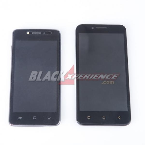 Adu Tangguh Smartphone 4G Entri Level, Lenovo Vibe C vs Andromax E2