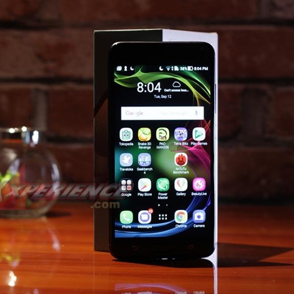 ASUS Zenfone 4 Max Pro, Daya Maksimal Fotografi Lensa Dual
