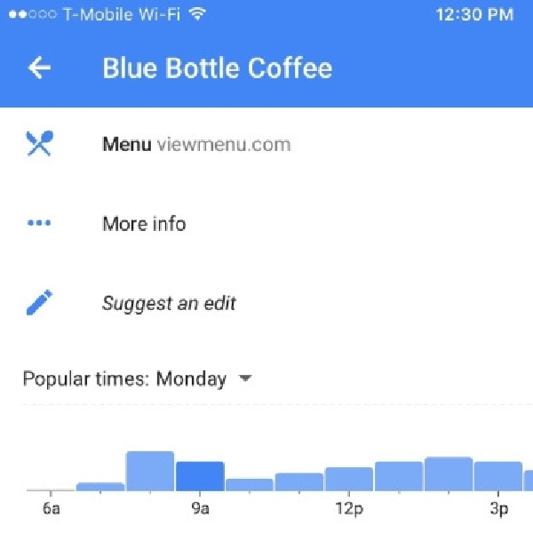 Update Google Maps di iOS Kini Bisa Offline