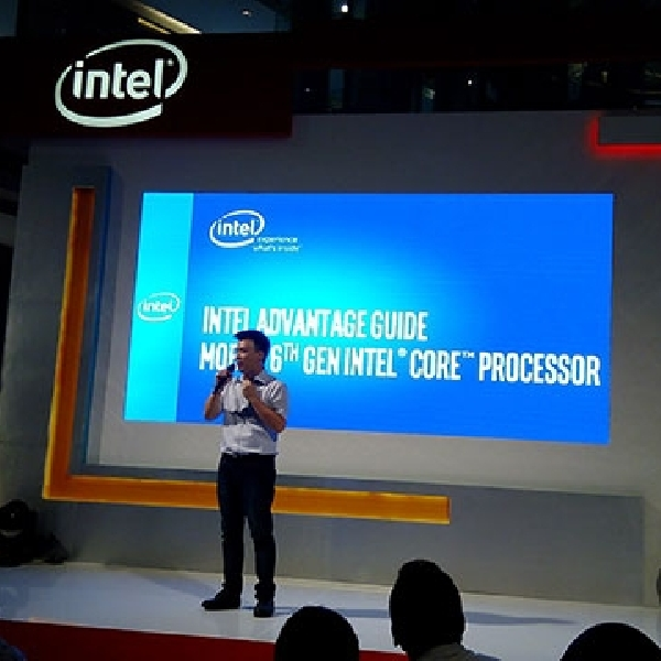 Intel sentuh Teknologi yang Lebih Interaktif