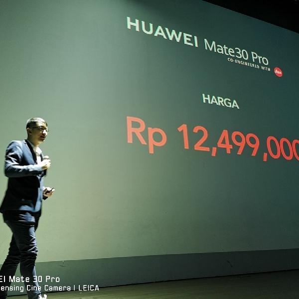 Ini Spesifikasi dari Huawei Mate30 Pro