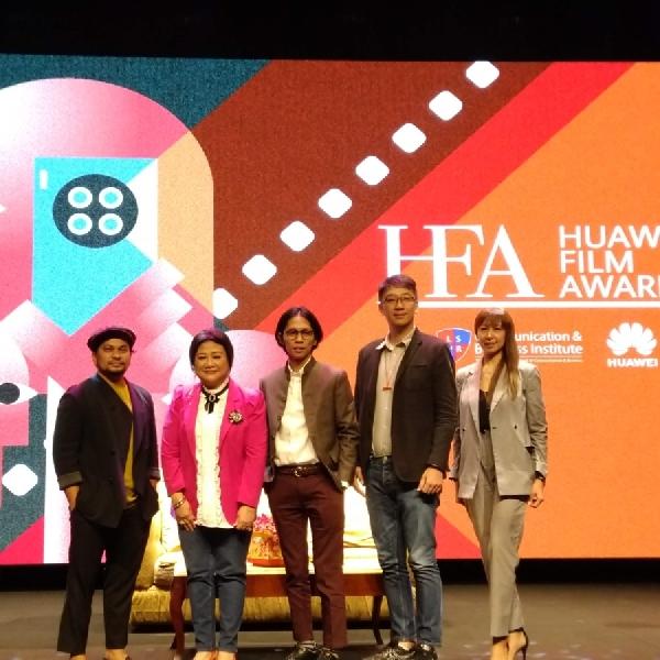 Pertama Kalinya, Huawei Indonesia Laksanakan Huawei Film Awards