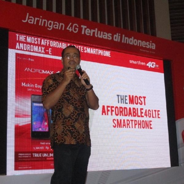 Smartfren Perluas Jaringan 4G LTE Di 85 Kota Di Indonesia