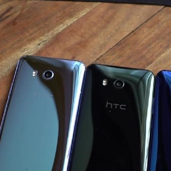 Ini 9 Negara yang akan Dapat HTC U11, RAM 6GB dan Internal 128GB