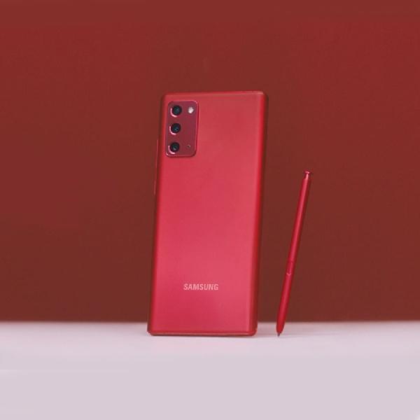 Ini Dia Warna Baru Samsung Galaxy Note 20 dan Z Flip 5G