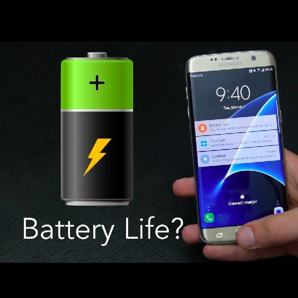 Ini Hasil Pengujian Baterai Galaxy S7 Edge dengan Android Nougat