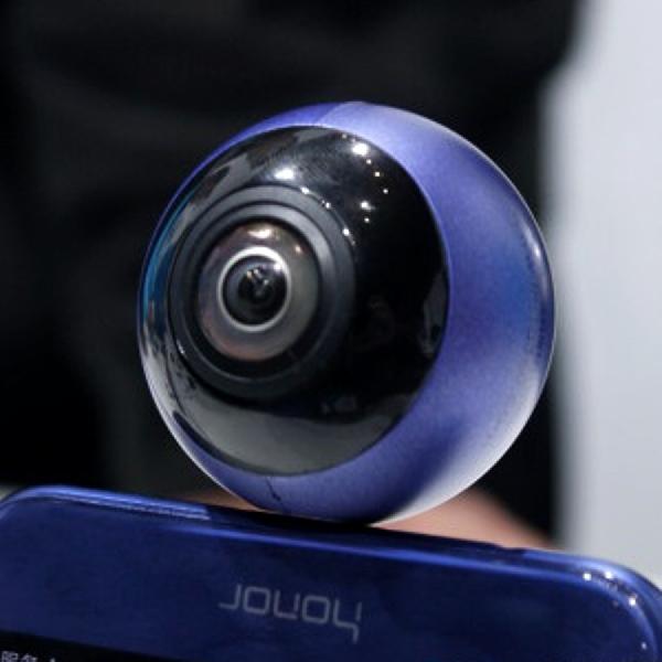 Ini Wujud Honor VR Camera, Kamera 360 Derajat Mini Besutan Huawei