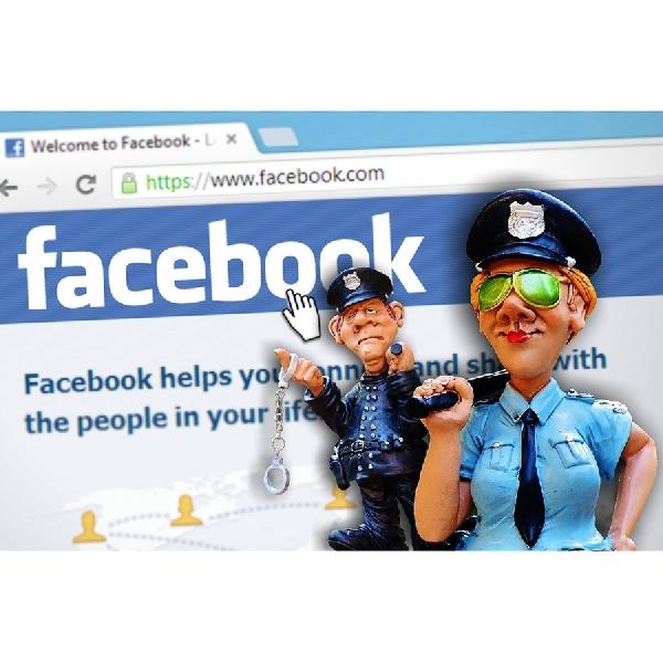 Facebook Masih Kesulitan Tangani Kelompok Cyber Crime