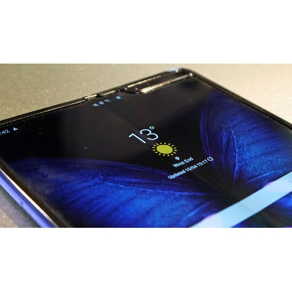 Google Akan Buat Smartphone Lipat, Ini Bocorannya