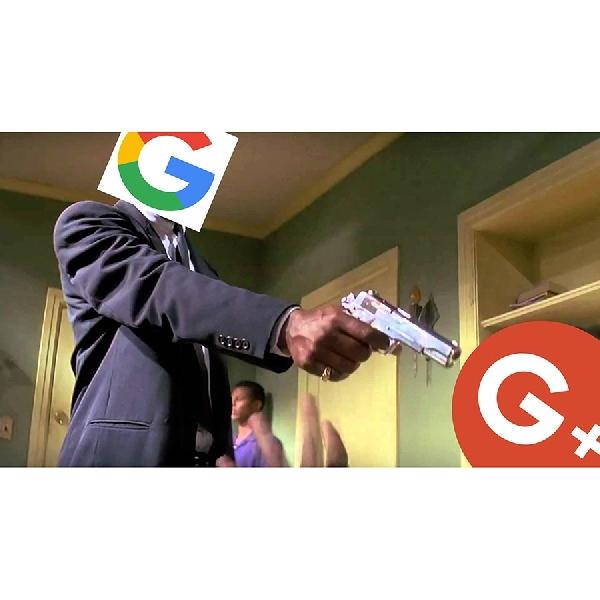 Resmi, Jaringan Sosial Google+ Mulai Dimatikan