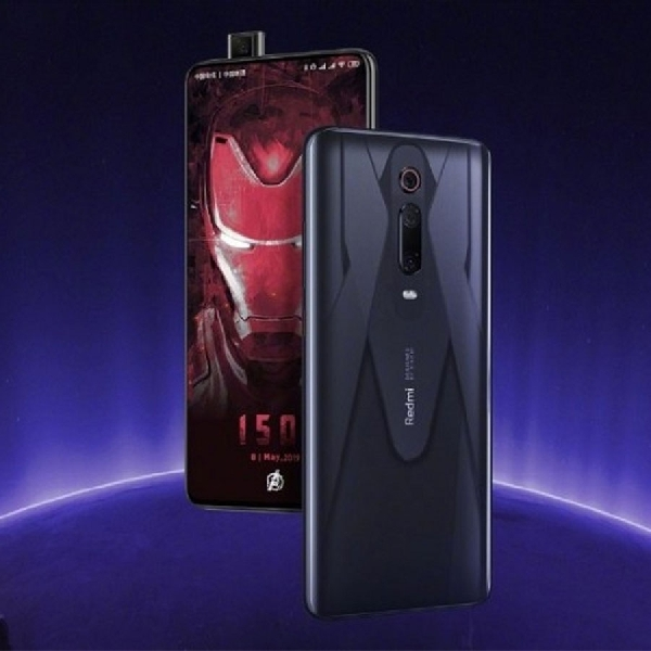 Ini Tampilan Redmi K20 Pro Avengers Limited Edition