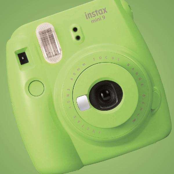 Hadir Dalam Lima Warna, Ini Kamera Instan Terbaru Fujifilm