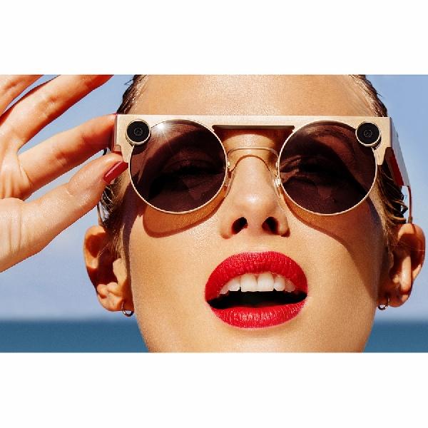 Spectacles 3, Kacamata Dengan Dual Kamera HD yang Bisa Merekam 3D