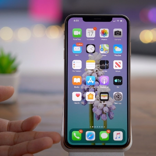 Apple Akan Rilis iOS 14?