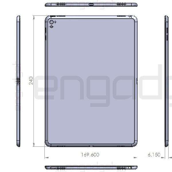 Ini Bocoran Terbaru iPad Air 3