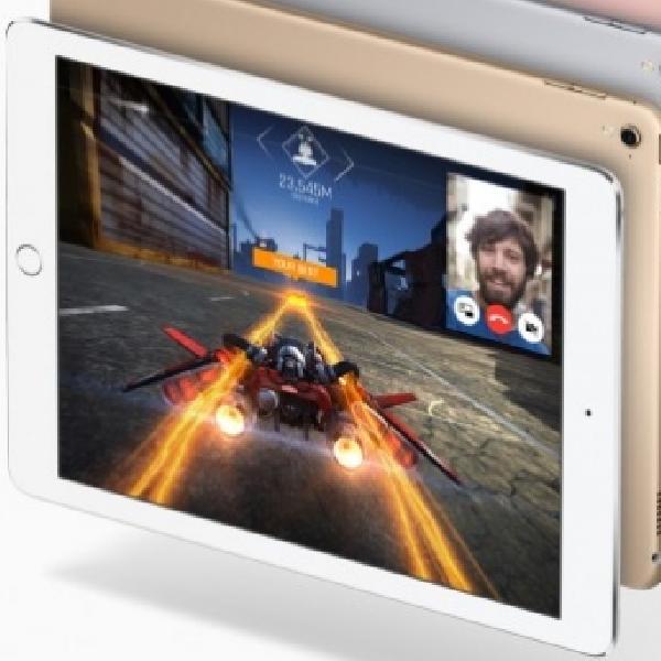 Resmi Diluncurkan, Inilah Wujud iPad Pro 9.7